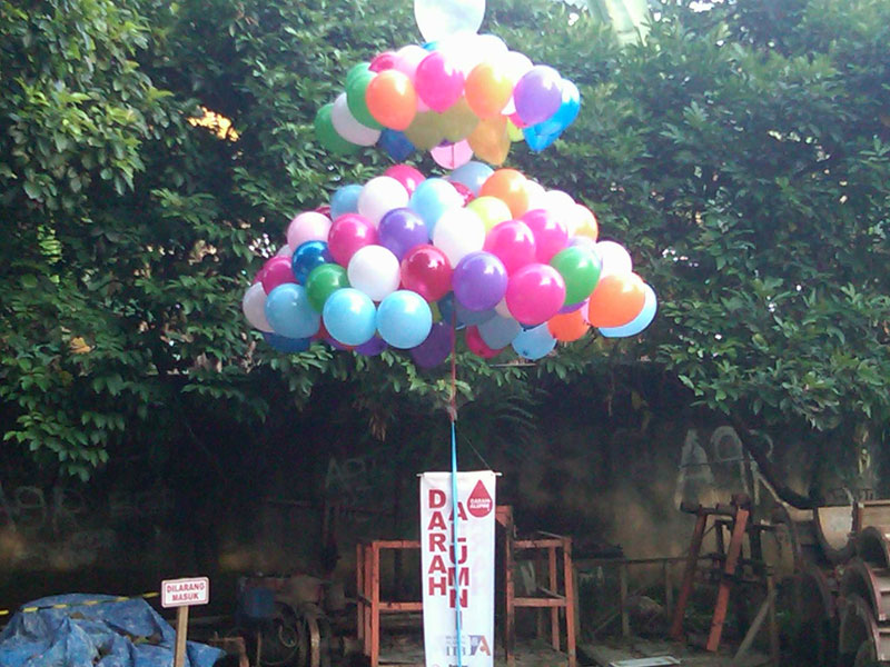 Jaya Balon Distributor Balon Pelepasan Terbaik, Terlengkap dan Termurah Di Lumajang
