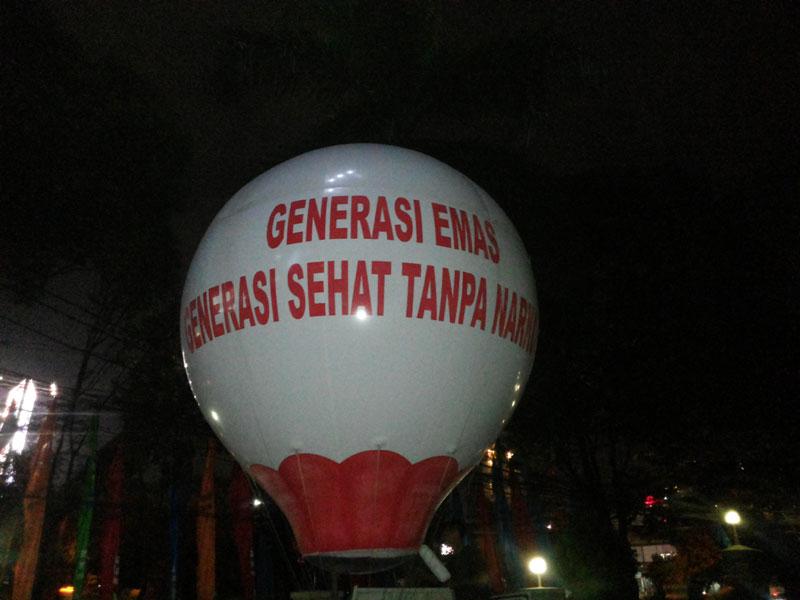 Jaya Balon Jual Balon Sablon Terbaik, Terlengkap dan Termurah Di Halmahera Barat