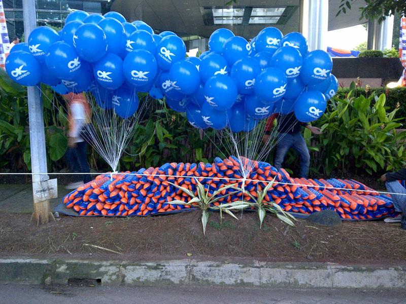 Jaya Balon Pabrik Balon Custom Terbaik, Terlengkap dan Termurah Di Padang Pariaman
